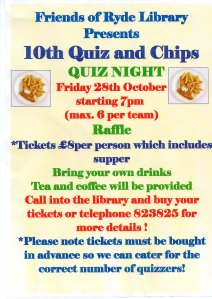10th quiz & chips